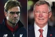 Sir Alex Ferguson Jurgen Klopp worries me - Manchester United can't let Liverpool