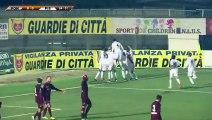 0-1 Goal Italy  Lega Pro  Girone B - 07.12.2015, Pontedera 0-1 AC Pisa