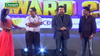 Kerala Film Producers Association Award 2014 | Best Film Drisyam | Mohanlal,Jithu Joseph,Antony