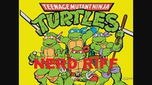 Nerd Riff Podcast Episode 39 TMNT S02E08 Invasion of the Punk Frogs