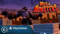 War of the Monsters - Official PS2 to PS4 Gameplay - PSX 2015