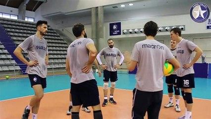 "Paris Volley-DinamoMoscou: ""Etre malin et intelligent"""