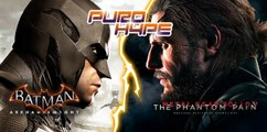 Puro Hype: Batman Arkham Knight vs Metal Gear Solid V: The Phantom Pain