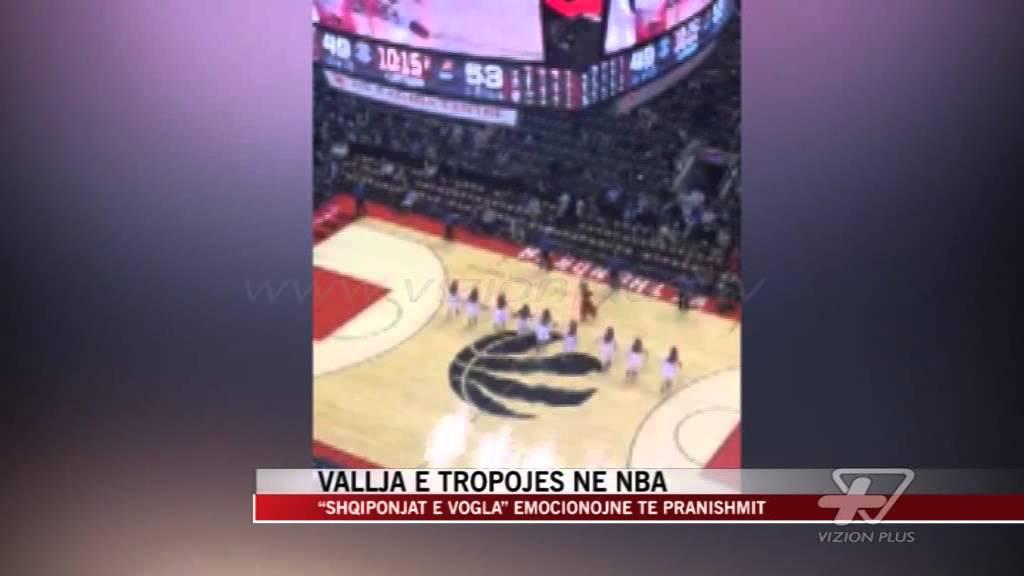 Vallja e Tropojës në NBA – News, Lajme – Vizion Plus