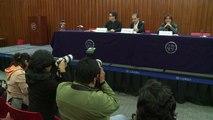 "México: CIDH insiste en que ""43"" no fueron quemados en basurero"