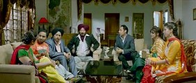 Family Discussion -- Carry on Jatta -- Jaswinder Bhalla, Gippy Grewal, Binnu Dhillon - Video Dailymotion