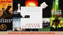 PDF Download  Invitation Sylvie Guillem French Edition Read Online