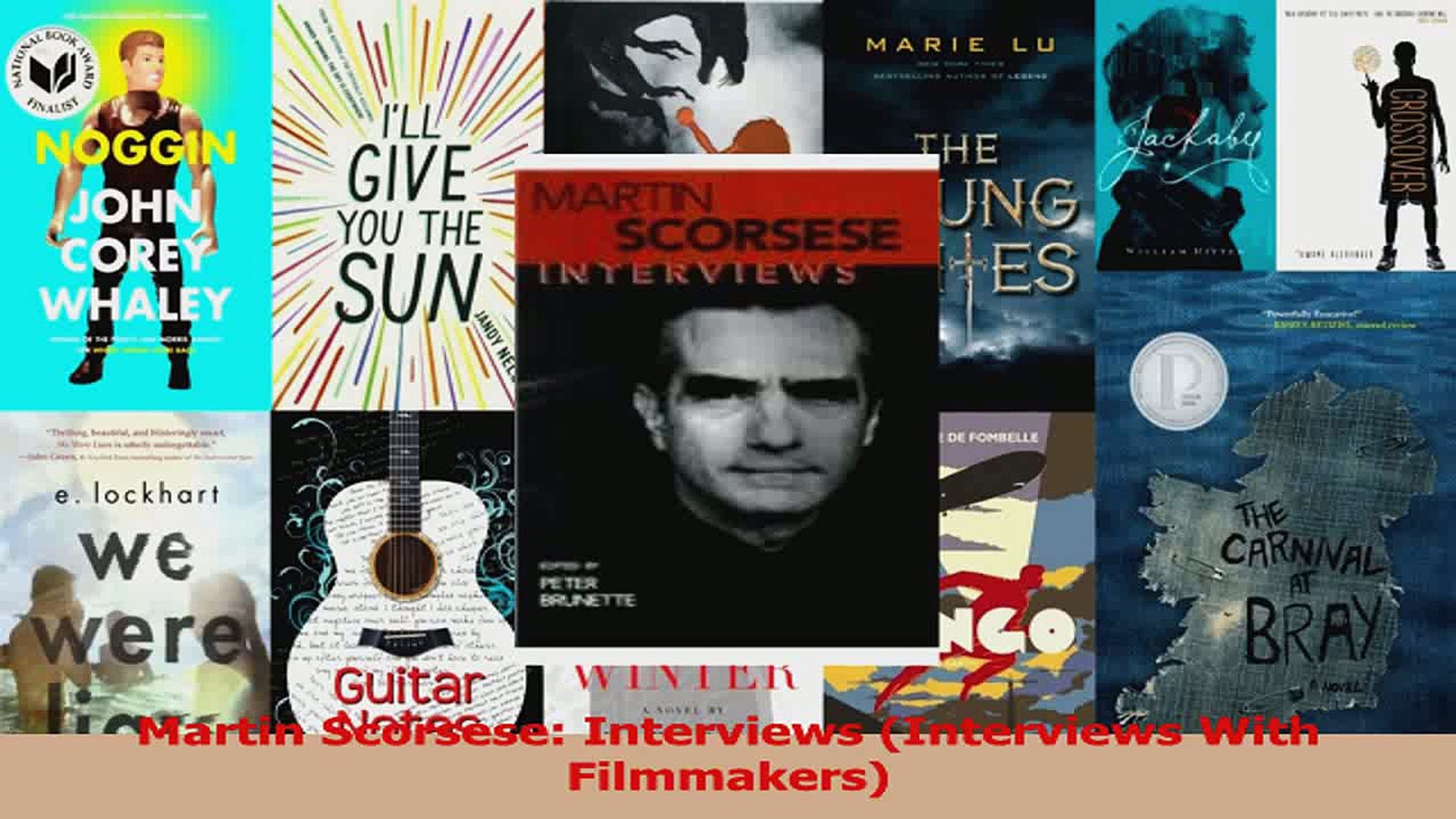 PDF Download  Martin Scorsese Interviews Interviews With Filmmakers PDF Full Ebook