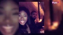 Exclu vidéo : Drake s'éclate en soirée avec Winnie Harlow !
