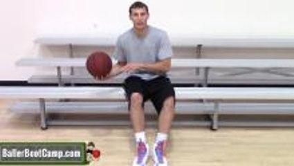 Stationary Basketball Ball Handling Workout At Home