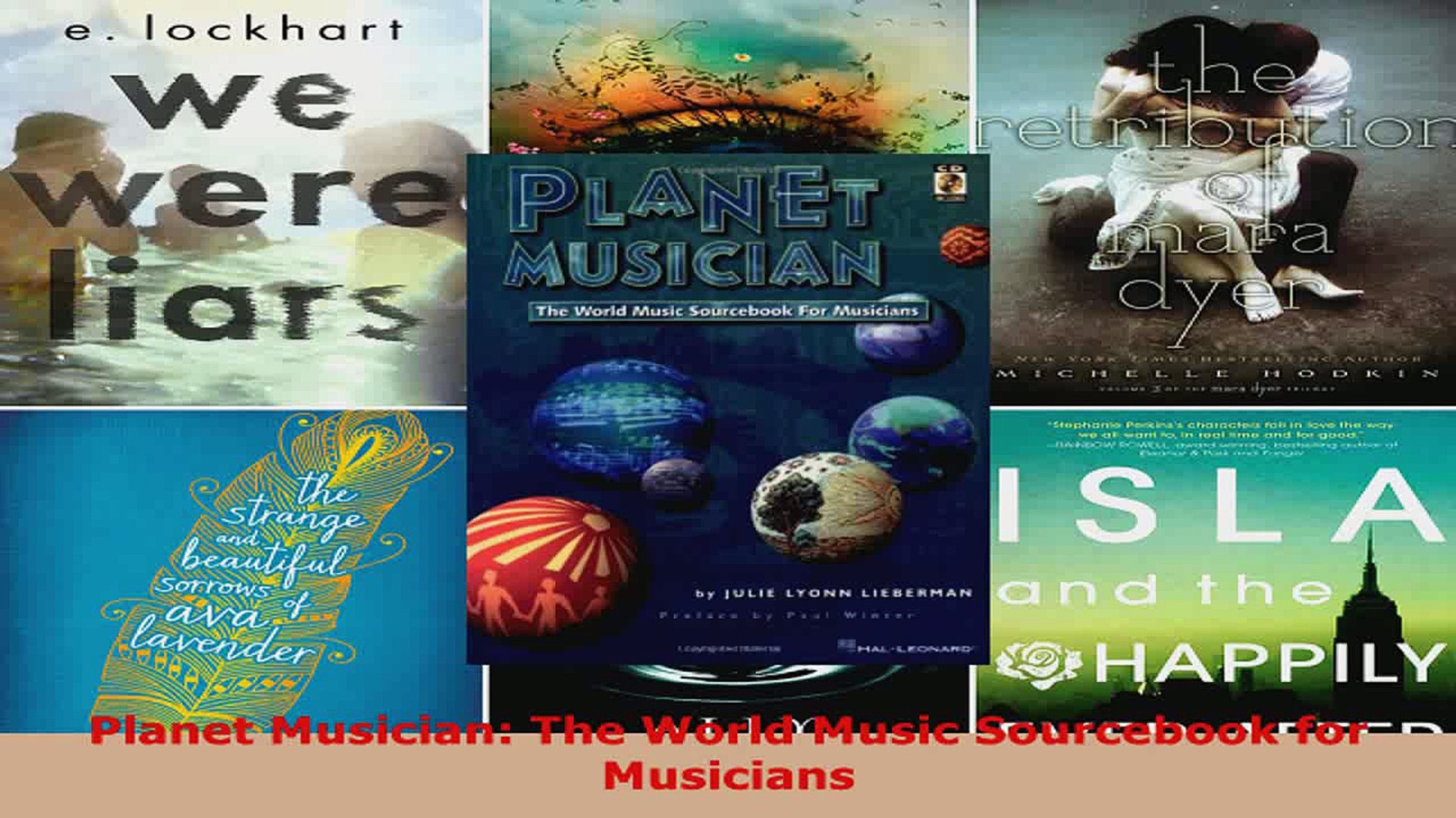 Read  Planet Musician The World Music Sourcebook for Musicians Ebook Free