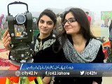 APS and Virtual University students spend a day with Pakistan Army