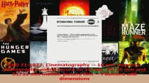 PDF Download  ISO 711977 Cinematography  16 mm negative photographic sound record on 16 mm 3516 mm PDF Online