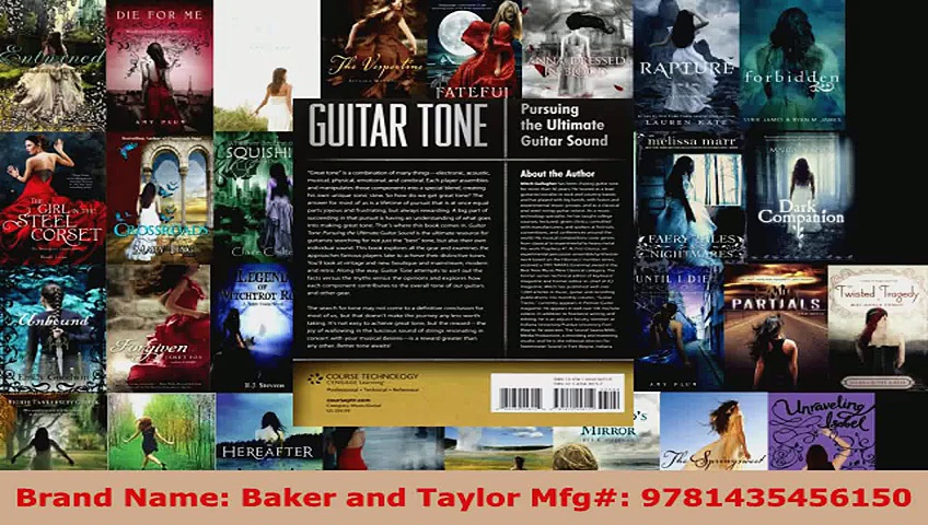 Download  Guitar Tone Pursuing the Ultimate Guitar Sound EBooks Online