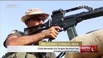 Date butoir de 48 heures : l'Iraq demande à la Turquie de retirer ses troupes supplémentaires