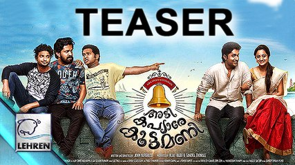 Adi Kapyare Kootamani Teaser Review