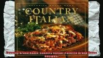 Favorite Brand Name Country Italian Favorite Brand Name Recipes