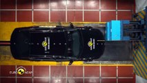 La Kia Optima obtient cinq étoiles aux crash-tests Euro NCAP