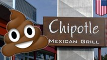 Chipotle causing explosive diarrhea in the U.S., thanks to E. coli and norovirus