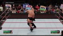 WWE 2K16: American Badass Undertaker Entrance (RAW is WAR