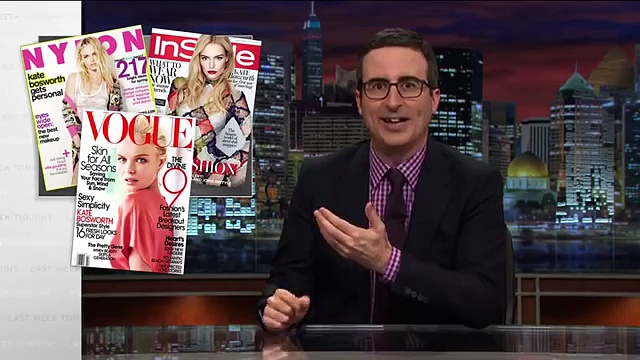 Last Week Tonight with John Oliver – Yanukovych's Ostriches