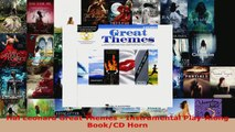 Read  Hal Leonard Great Themes  Instrumental PlayAlong BookCD Horn EBooks Online
