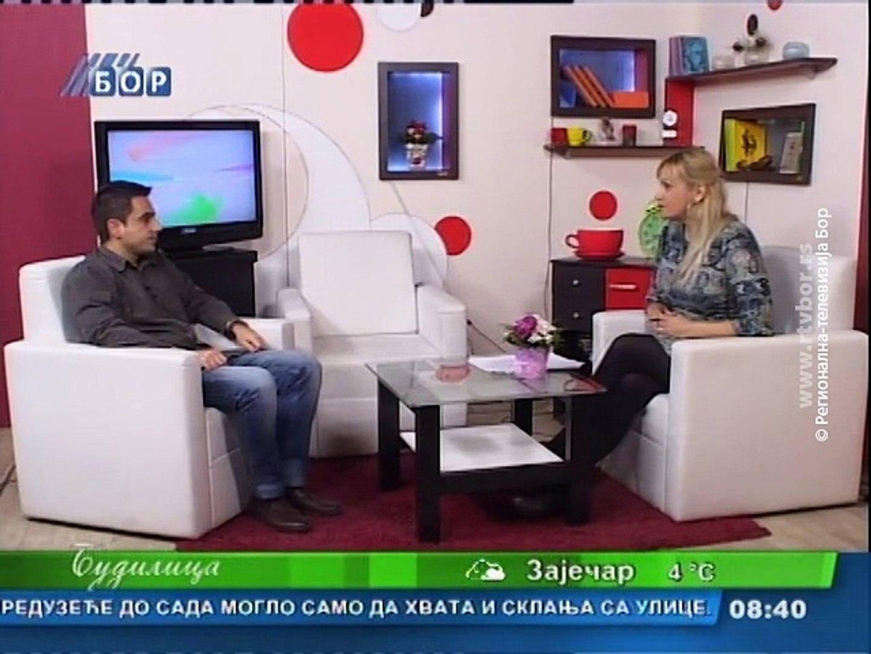Budilica gostovanje (Saša Čorboloković), 08. decembar 2015. (RTV Bor)