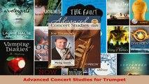Read  Advanced Concert Studies for Trumpet Ebook Free