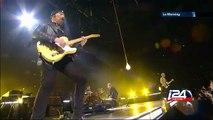 U2 et les Eagles of Death Metal réunis à Bercy