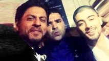Shahrukh's SELFIE With Zayn Malik Declared GOLDEN TWEET Of 2015