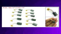 Best buy Hammer Drill Kit  10 Pcs 12 x 516 x 14 Generic Electric Motor Brushes