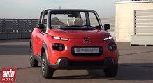 Citroën e-Méhari 2016 : présentation de la nouvelle voiture électrique (photos, prix, date de sortie, avis)