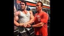 ARNOLD SCHWARZENEGGER - TRAINING ARNOLD 2.0 CALUM VON MOGER - Entertainment Movie Film Bodybuilding Muscle Fitness