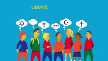 La laïcité à l'école : le clip