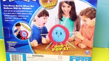 Boom Boom BALLOON POP Surprise Balloon Popping Surprise Candy Fun Kids Game Toy Review Top Toys