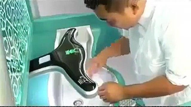 Latest Technology for Wudhu