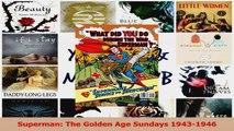 Read  Superman The Golden Age Sundays 19431946 Ebook Free