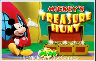 Mickey Mouse Clubhouse Full Episode - Mickeys Treasure Hunt - Disneys Mickey Mouse Game