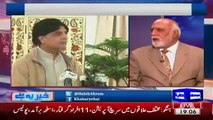 Army Chief's Strong Message to UK Govt Regarding Altaf Hussain – Haroon Rasheed Reveals