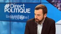 Jean-Pierre Masseret n'a «aucune chance» dans le Grand Est, par le politologue Yves-Marie Cann dans #DirectPolitique