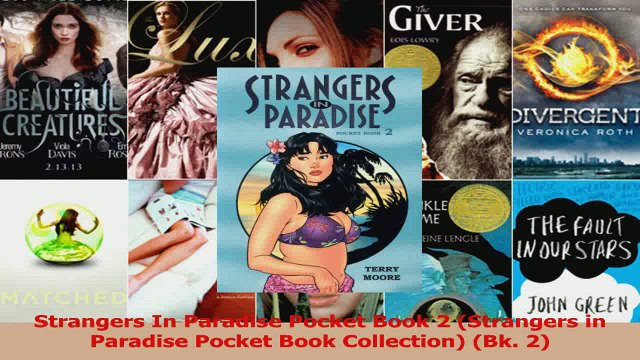 Read  Strangers In Paradise Pocket Book 2 Strangers in Paradise Pocket Book Collection Bk 2 Ebook Free