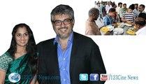 Shalini Ajith contributed for Chennai Floods| 123 Cine news | Tamil Cinema news Online