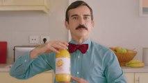 Les Gaulois pour Eco-Emballages - «Simple comme bonjour: le jus d'orange» - décembre 2015
