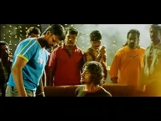 Pollathavan Tamil Movie   Dhanush Super Scene   Daniyal Balaji