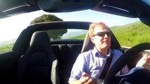 Porsche 911 Targa 4 GTS : nos impressions de conduite