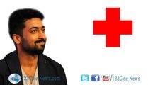 Suriya's great support for Chennai flood victims| 123 Cine news | Tamil Cinema news Online