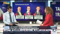 Les Talents du Trading, saison 4: Les trois derniers candidats réalisent tous des performances positives - 08/12