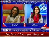 Dialogue Tonight With Sidra Iqbal - 8th December 2015