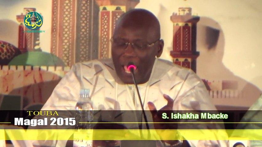Magal Touba 2015: Message de S. Issakha Mbacké Ibn S. Bassirou Mbacké