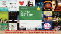 PDF Download  2014 ICD9CM for Physicians Volumes 1 and 2 Standard Edition 1e Ama Physician Icd9Cm Download Full Ebook